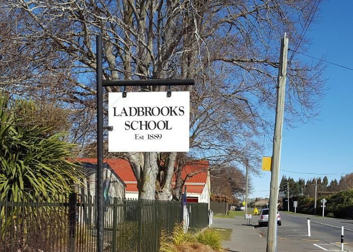 Ladbrooks School Christchurch - Oxyfix 27 PE